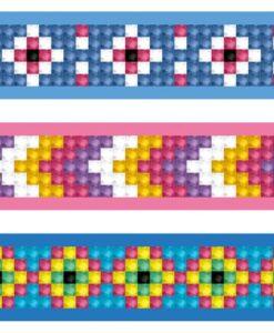 Bracelets Losanges DTZ11.010