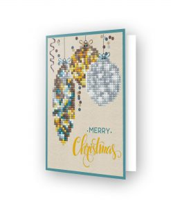 Carte de voeux Joyeux Noël DDG.009