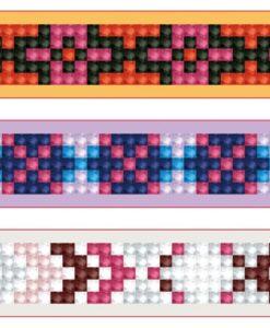 Bracelets géométriques DTZ11.002