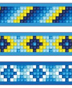 Bracelets bleus DTZ11.007
