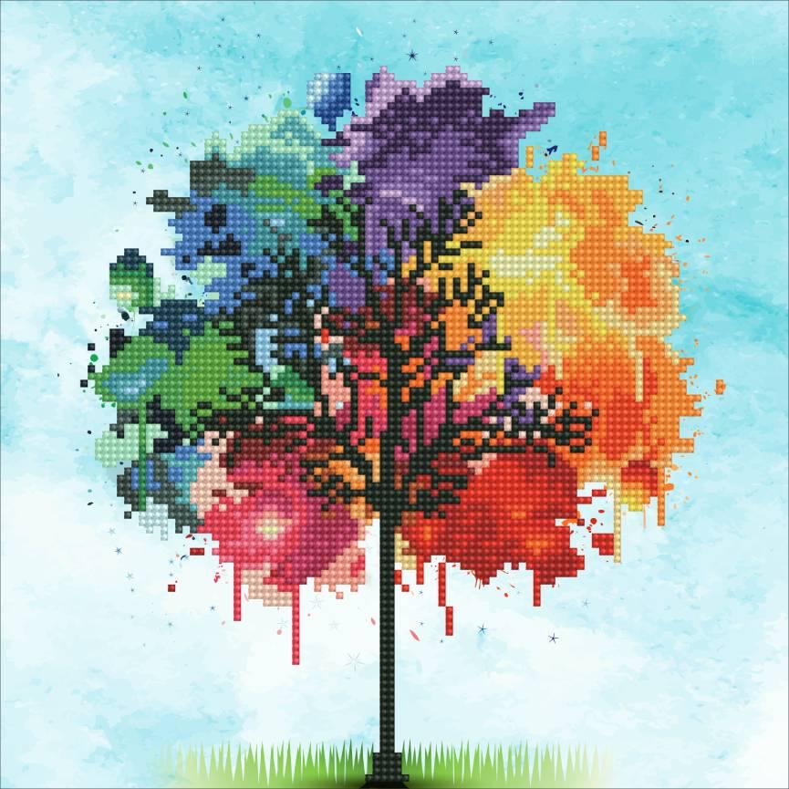 50456-Rainbow Tree (1)