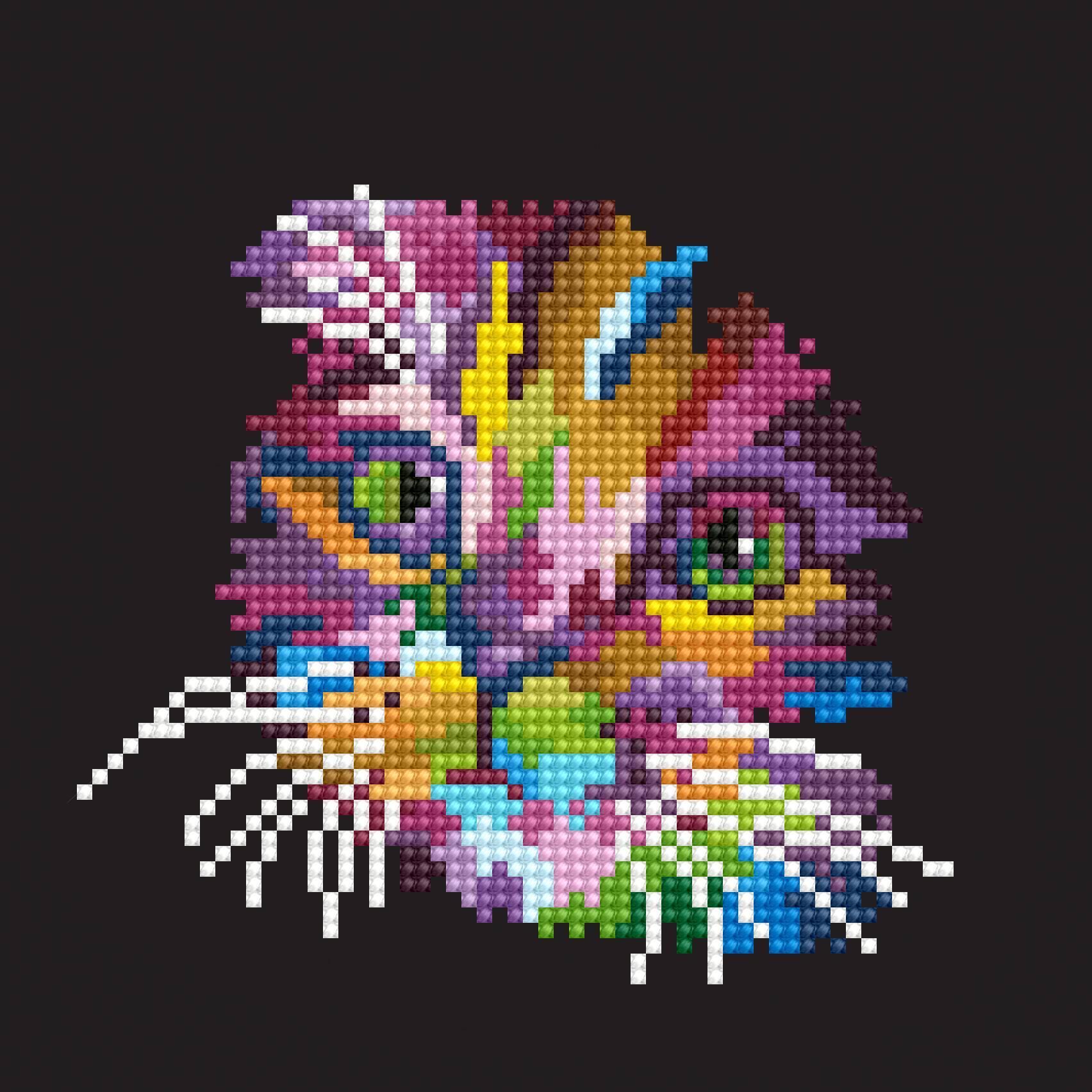 50460-Coloured Cat (1)